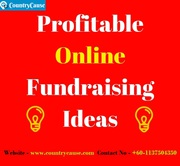 Easy and Online Fundraising Idea with Zero Fees | Country Cause