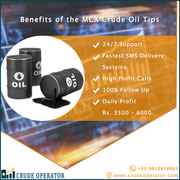 Acquire best crude oil tips provider in India