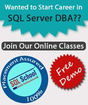 PRACTICAL SQL Server 2017 Online Training & JOB SUPPORT