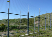 solar and power fencing | smart fence