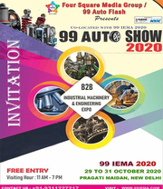 India's Largest Exhibition on Auto & Power Energy Industry 2020