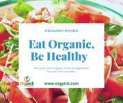 Buy Fruits & Vegetables Online|Organic Food in Pune