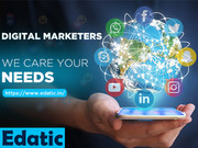 Digital Marketing - Edatic IT Support