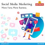 Social Media Marketing Company in India - SATHYA Technosoft