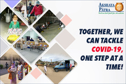 Donate to COVID-19  Relief Fund in India