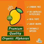 Organic Premium Quality Alphonso Mangoes Online