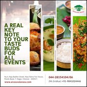 The Top Wedding Birthday Party Caterers and Veg Catering Services in C