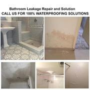 Bathroom Waterproofing Contractors Services