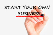 Register your new business call us for more