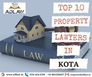 Top 10 Property Lawyers in Kota