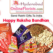 Order colourful Rakhis & Gifts at Cheap Price & get Same Day Delivery