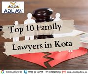 Top 10 Family Lawyers in Kota
