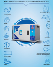 Top Manufactures of uvc Disinfection Box in Bangalore- Pestology Combi