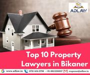 Top 10 Property Lawyers in Bikaner