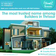 R AND R BUILDERS|builders thrissur|construction companies in thrissur