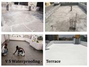 Terrace Waterproofing Services Bangalore