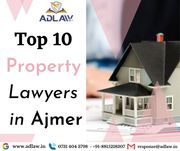 Top 10 Property Lawyers in Ajmer