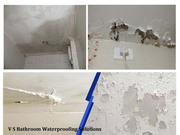 Bathroom Waterproofing Services in Bangalore