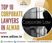 Top 10 Corporate Lawyers in Alwar