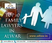 Top 10 Family Lawyers in Alwar