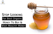 Stop Looking For Best Organic Honey To Buy & Visit Healthy Honey