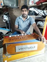 The Largest Harmonium Manufacturing Service in Kolkata