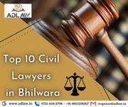 Top 10 Civil Lawyers in Bhilwara