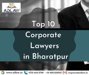 Top 10 Corporate Lawyers in Bharatpur