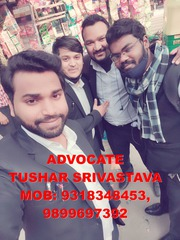 Advocate Tushar Srivastava - Best for Civil/Criminal/Matrimonial/Divor