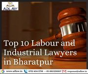 Top 10 Labour and Industrial Lawyers in Bharatpur