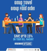 Party With Gang In Train !!!  Visit RailMitra and Get Excited Discount