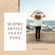 Submit travel guest post