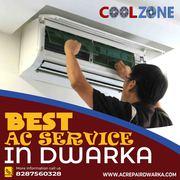 Get AC Service in Dwarka