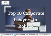 Top 10 Corporate Lawyers in Rohtak