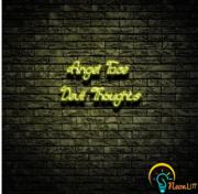 Devil Thoughts  | neonlitt.in