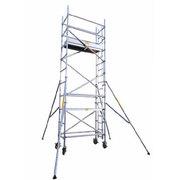 Scaffold Ladder Manufacturers In Chennai,  Aluminium Scaffold Ladder