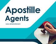 Apostille Agent in Chennai,  Delhi,  Bangalore,  Mumbai,  Hyderabad
