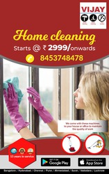 Home Deep Cleaning Service ( Vijay Home Services)