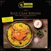 Best Crab Biryani In Bhubaneswar,  India