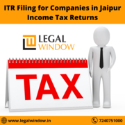 ITR Filing for Companies in Jaipur | Income Tax Returns »