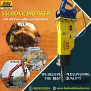 Hydraulic Rock Breaker