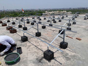 Solar Panel Mounting - Structure | Clamp | Accessories | Rail